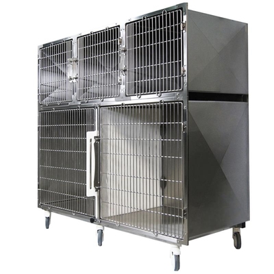 Purfect Kennel Mobile 181.5(w) x 233(h) x 72(d)cms 3T 6C 3D