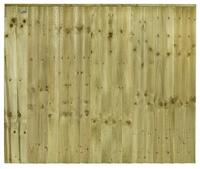 Contract Closeboard Panel Pressure Treated 1.8m(H)