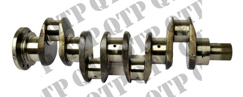 Crankshaft A4.212 Rope Seal