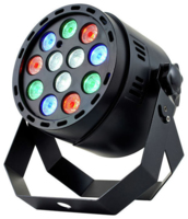FUN GENERATION LED SPOT 12X1 WATT RGBW IP20