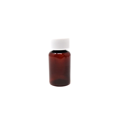 PET Tablet Bottles Amber 35ml (200)
