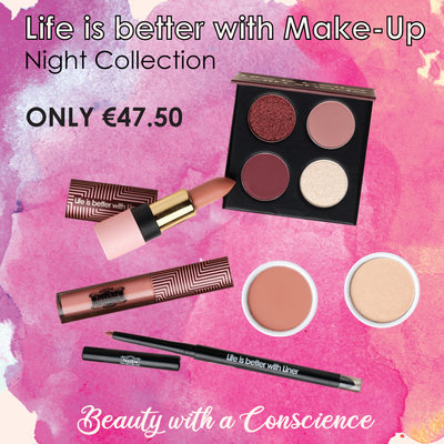 Life is Better With Make-Up Night Look