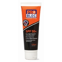 Problock Sunscreen SPF 50+Flip Top 125 ml