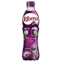 Bottle Ribena Blackcurrant 12x500ml