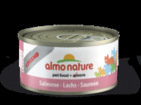 Almo Nature Legend Cat Cans - Salmon 70g x 24