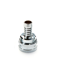 Waterfed coupling  1/2 inch female quick coupling to 1/2 inch hosetail