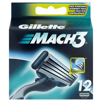 Gillette Mach 3 Blades 12s