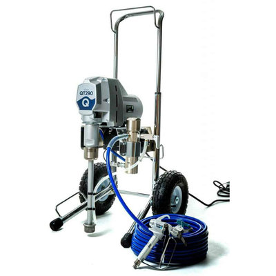 Q-TECH QT290 AIRLESS PAINT SPRAYER 110 VOLT