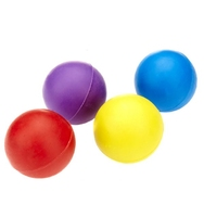 Classic Rubber Ball 60mm Medium x 1