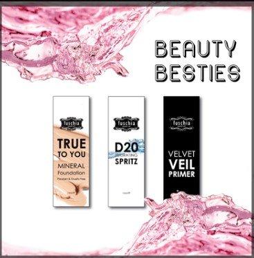 Beauty Besties D20