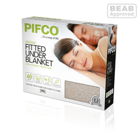 PIFCO KING SIZE UNDER BLANKET FITTED