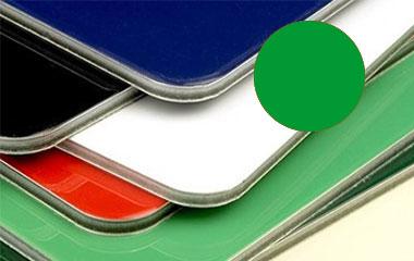3mm Green Gloss / Green Matt ACP | 3050 x 1500