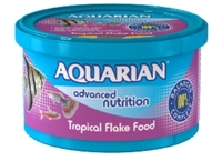 Aquarian Tropical Fish Food 25g x 12