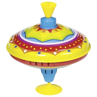 Colourful Spinning Humming Top