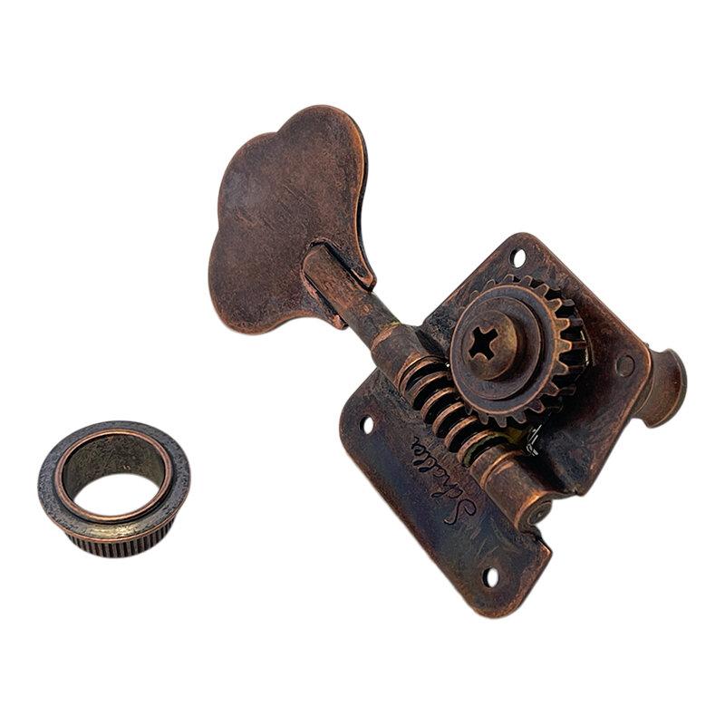 Schaller BMF Bass Machine Head Vintage Copper
