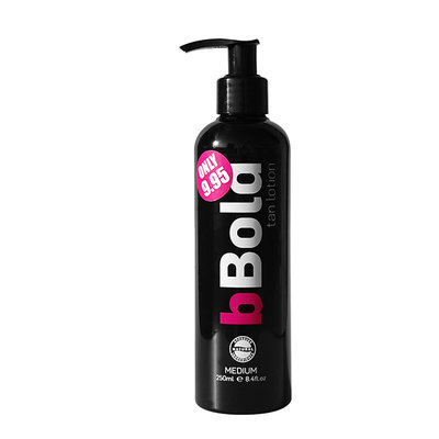 bBold Lotion Tan Flash Pack Medium 250ml