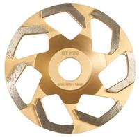 125MM GRINDING DISC BT K20 GOLD
