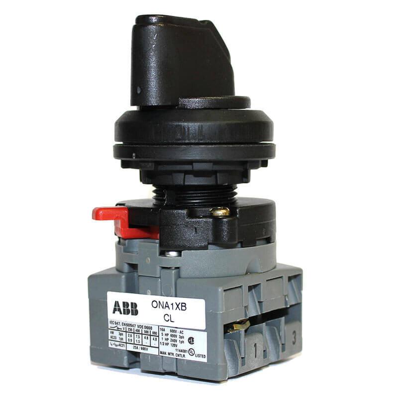 ONA1XB ABB Rotary Cam Switch