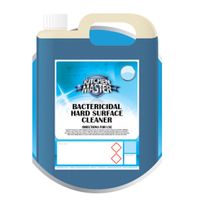 Bactericidal Hard Surface Cleaner, 5L
