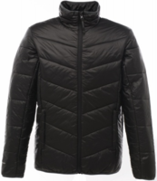 Regatta TRA448 Ice Fall Down Touch Jacket Black