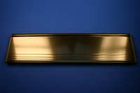 Exitex Letterplate Seal & Flap Gold