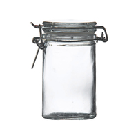 Clip Jar Oval 3.5oz 10cl Carton of 64