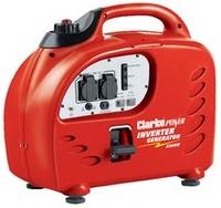 CLARKE Generator 1000Watt Silent 4 Stroke IG1000 8877050