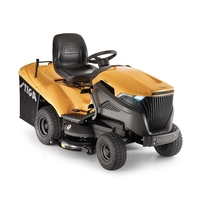 Stiga Estate 6102HW Tractor Mower - Suitable for gardens up to 6500 sqm