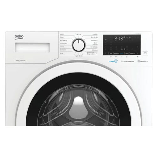 Beko Freestanding 9kg 1600rpm Washing Machine - White 3