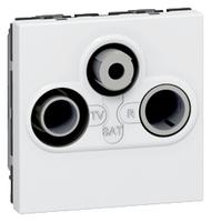 Arteor TV- R- SAT - White  | LV0501.0904