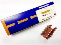 THORSMAN BROWN PLUGS 8MM X 40MM BOX (100)