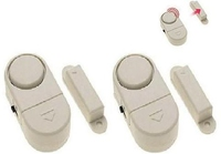 KINGAVON DC101 2pc DOOR & WINDOW ENTRY ALARM SET