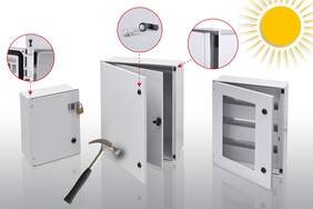 Bopla's new Polysafe enclosure range for indoor and outdoor use