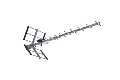 4ife Outdoor Aerial for UHF Digital TV Signal, 10-13DB, 470-862 MHZ