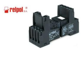 relpol relay bases