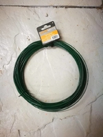 2/1.4mm Green PVC Wire