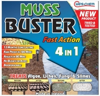 MOSS BUSTER FAST ACTION 4 IN 1 1LTR