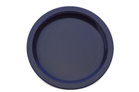 23cm Plates Royal Blue - Narrow Rim