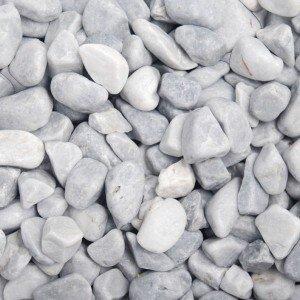 Bulk Bag  Premium Ice Blue Pebbles 20-40MM