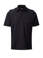 Gents Nato Polo Shirt With Epaulettes