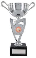 15cm Plastic Silver Cup to suit Centre