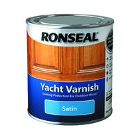 Ronseal Yacht Varnish 500ml Satin