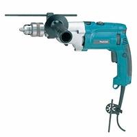Makita HP2070 110v 1010w 2 Speed Percussion Drill With 13mm Keyed Chuck 0-1200-2900rpm 0-24000-58000bpm 2.6kg
