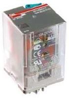 ABB CRU012DC2L Relay 8 Pin 12V DC