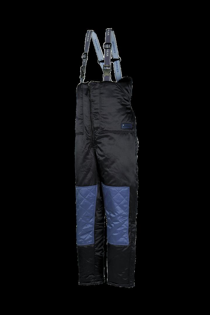 Sioen Zermatt Cold storage bib and brace trousers