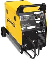 Deca D-MIG 380 230V Compact, Gas / No-Gas.