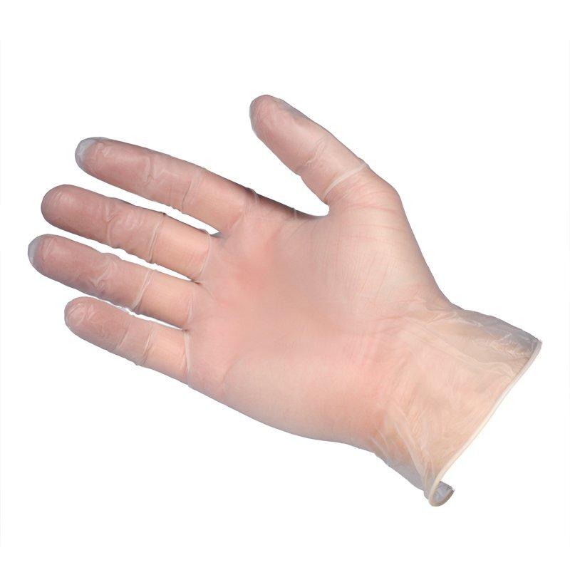 Vinyl Clear Powderfree Gloves