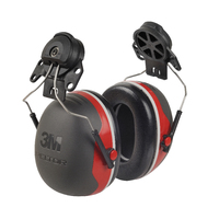 3M PELTOR X3 Ear Defenders - Helmet Mounted, 32 dB