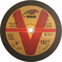 Vires Steel Cutting Disc 300mm x 3.5mm