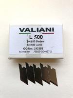 L500 Blades for 40° Cutting Head